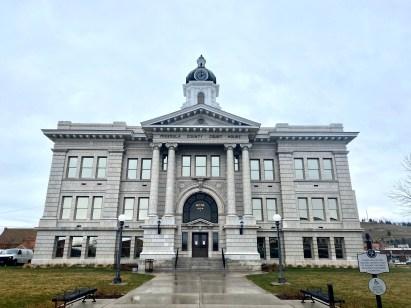 Missoula County Courthouse
