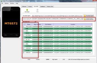 Mediatek (mtk) Chipset Flash in SP flash Tools Tutorial
