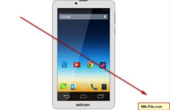 Astrum Tab7.0 3G pro MT6582 Firmware Flash File Download