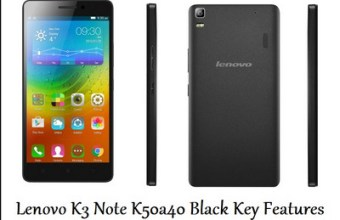 Lenovo K50A40 Firmware Flash File 100% Tested Download