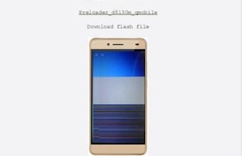 S4 Qmobile Blue Lcd Fix Firmware Flash File Download