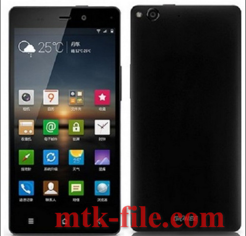 Gionee M2 Flash File
