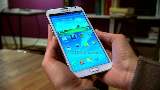 Samsung Galaxy Note 2 GT-N7100 Stock Firmware download