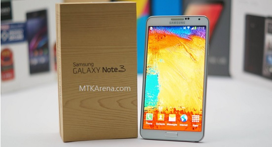 Samsung Galaxy Note 3 SM-N9005 Stock Firmware Download