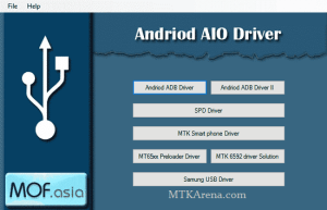 Android AIO Driver