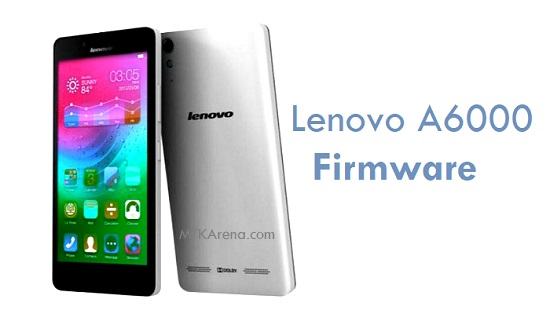 Lenovo A6000 Stock Firmware Download