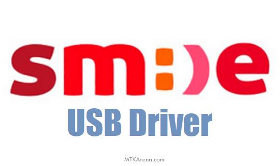 Smile USB Drivers