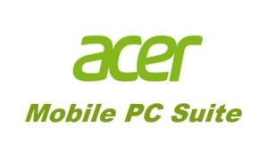 Acer Mobile PC Suite Free Download for Windows
