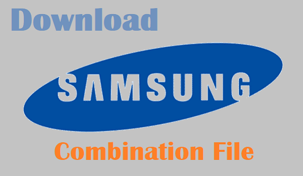 Samsung Combination file download