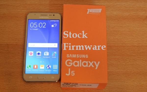 Samsung Galaxy J5 SM-J500FN Stock Firmware Download