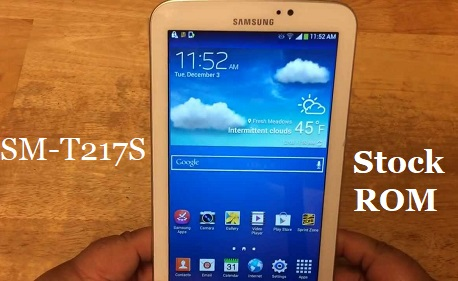 Samsung Galaxy Tab 3 LTE SM-T217S Stock Firmware Download