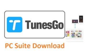 Tunesgo PC Suite Free Download for Windows & Mac