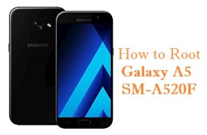 How to Root Samsung Galaxy A5 SM-A520F Using Odin