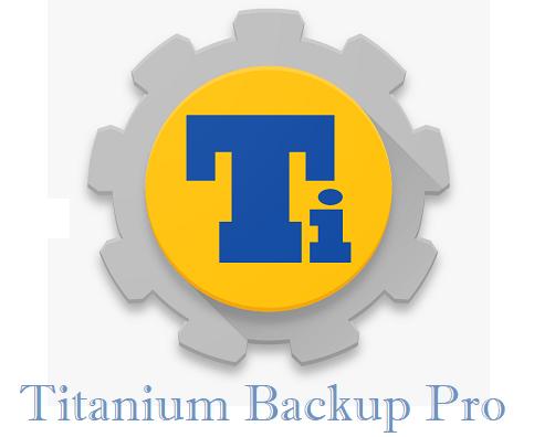 Titanium Backup Pro APK latest Download + Final Mod