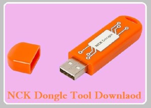 NCK Dongle Tool Latest Setup Download (All Module)