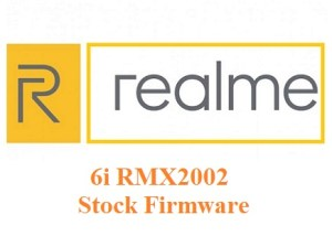 Realme 6i RMX2002 Stock Firmware Download