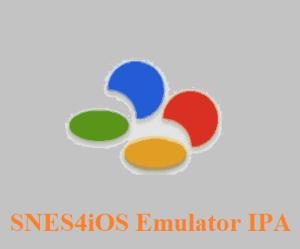 SNES4iOS Emulator IPA Download for iOS 14 (iPhone iPad)