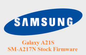 Samsung Galaxy A21S SM-A217N Stock Firmware Download
