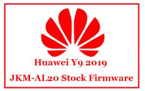 Huawei Y9 2019 JKM-AL20 Stock Firmware