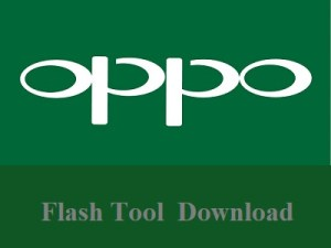 Oppo Flash Tool Free Download latest version for PC