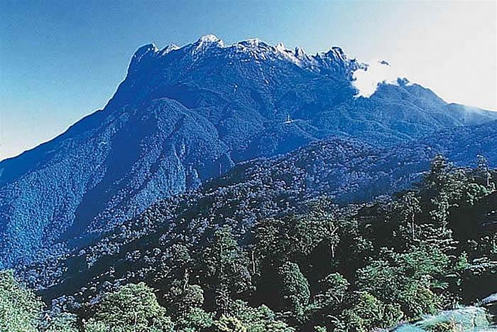 Mount Kinabalu  Just another WordPresscom site