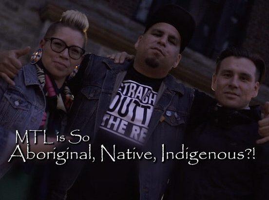 Indigenous Montreal