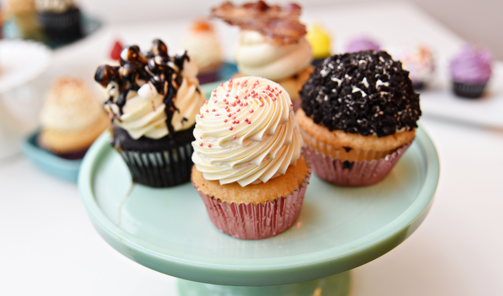 Vegan Gluten Free Cupcakes Montreal