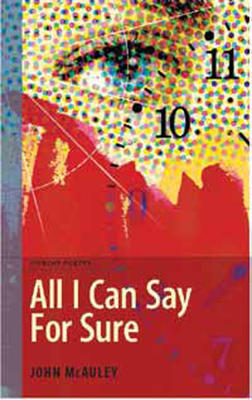 All I Can Say for Sure, by John McAuley