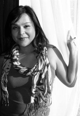 Naomi Fontaine, by Kizzy Estevez