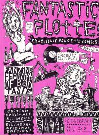 Fantastic Plotte!, by Julie Doucet