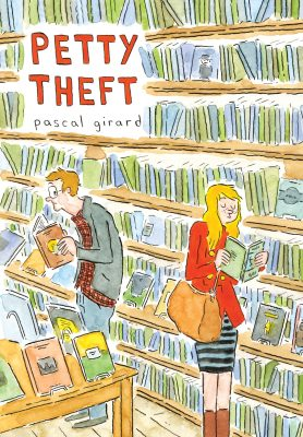 Petty Theft, by Pascal Girard