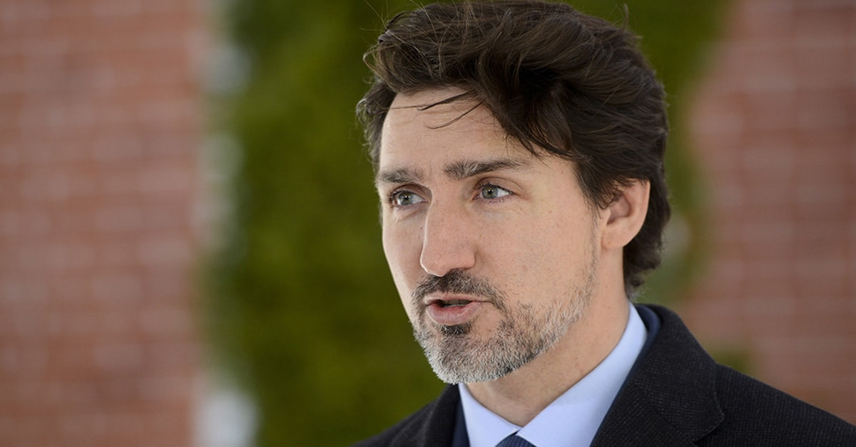 """Trudeau on Habs' controversial draft choice: team showed """"lack of judgement"""""""