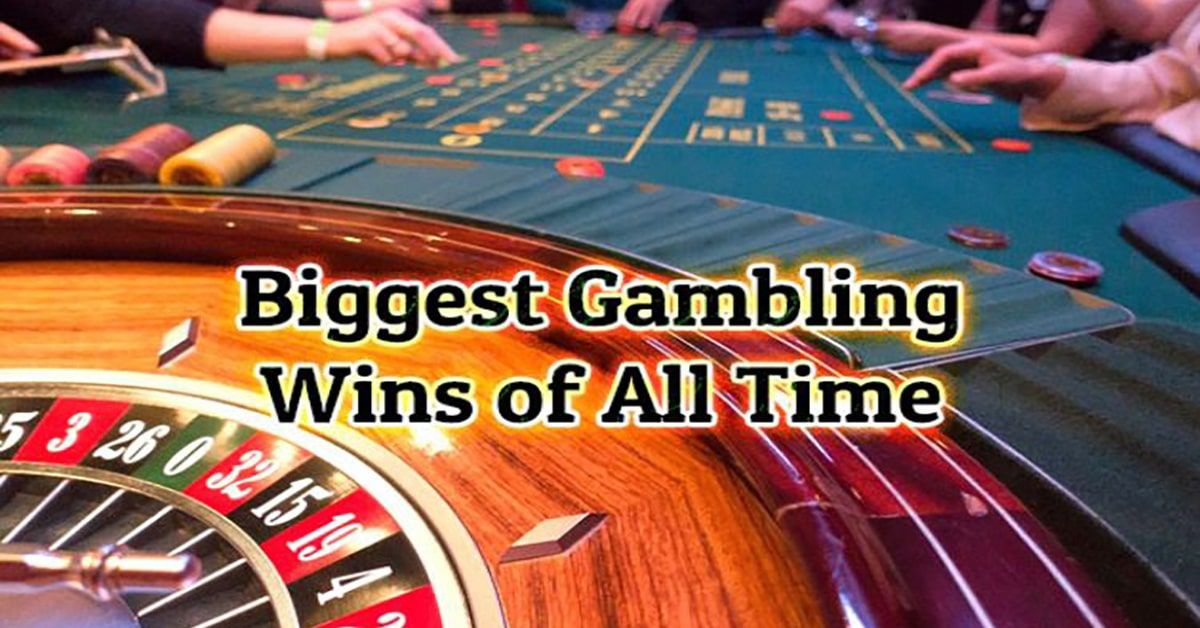 The 7 Biggest casino wins of all time