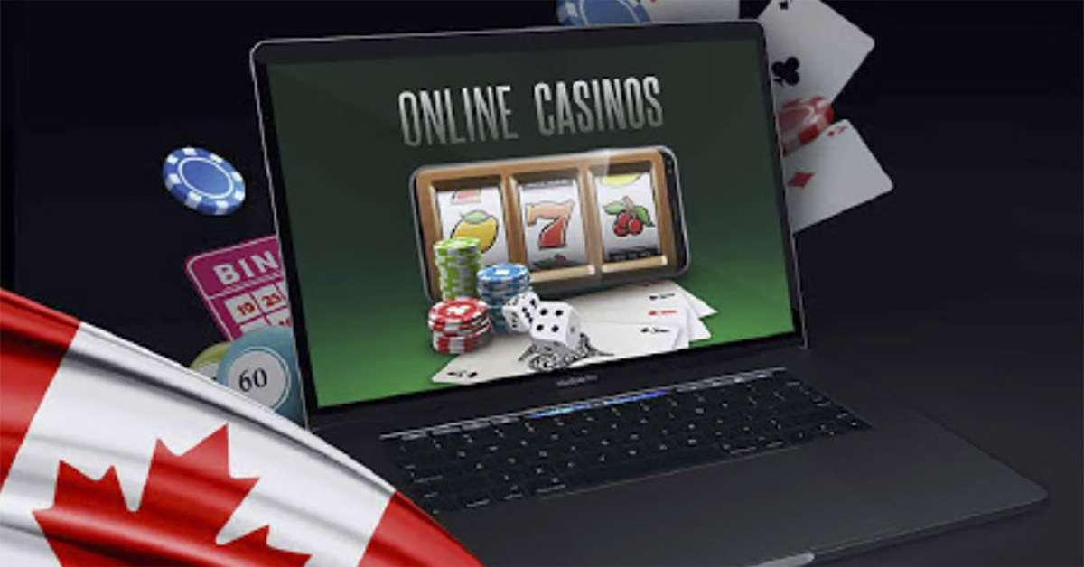 The best 5 legal Canadian online casinos