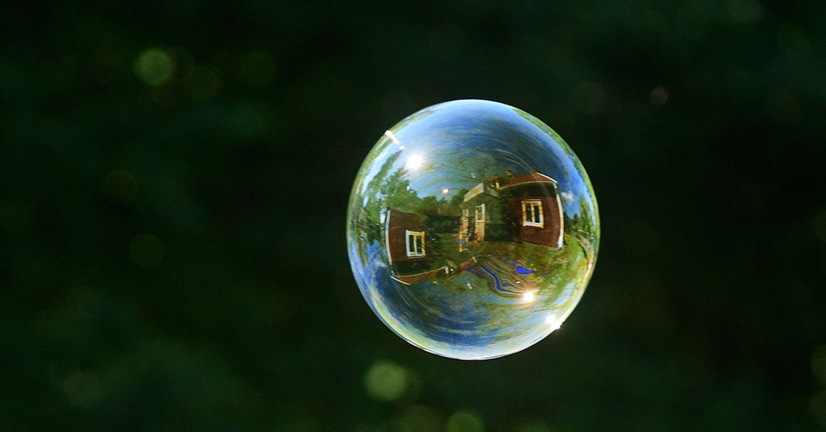 Experts predict mortgage rates to rise – Will real estate bubble burst?