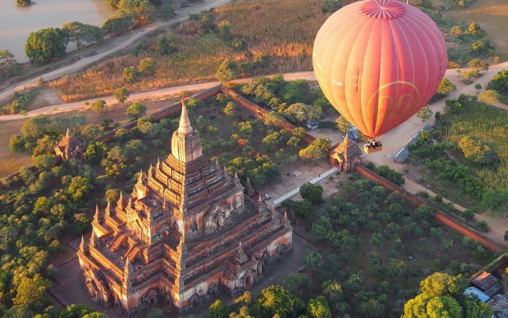 Top five breathtaking places to visit in Myanmar