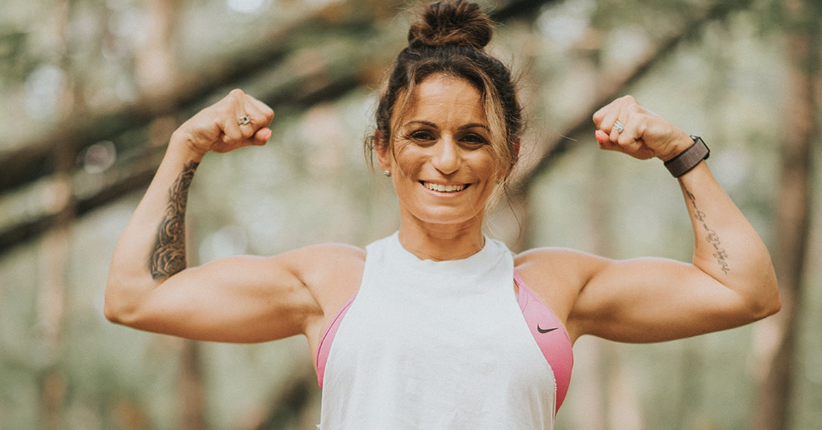 West Island personal trainer Joy Levy and the joys of fitness training – EnJoy Fitness