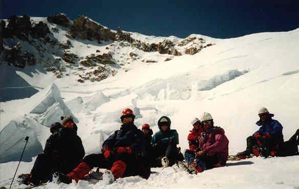 Training Instructors, Mt. Hood, OR