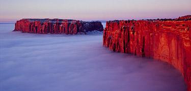 Island in the Sky, Image:Steve Mulligan/USPS