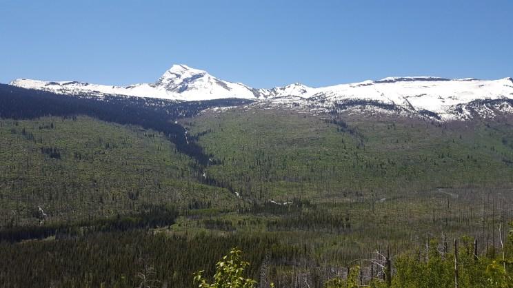 Heavens Peak - Glacier National Park