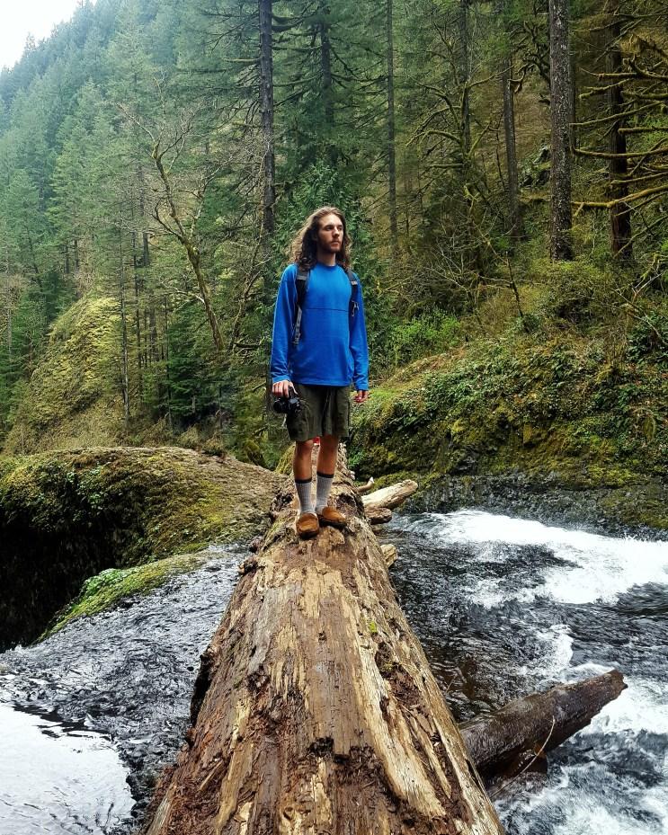 Adventures Above Triple Falls
