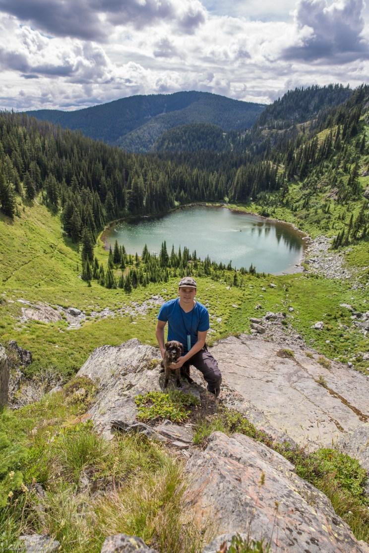 Hub Lake Montana