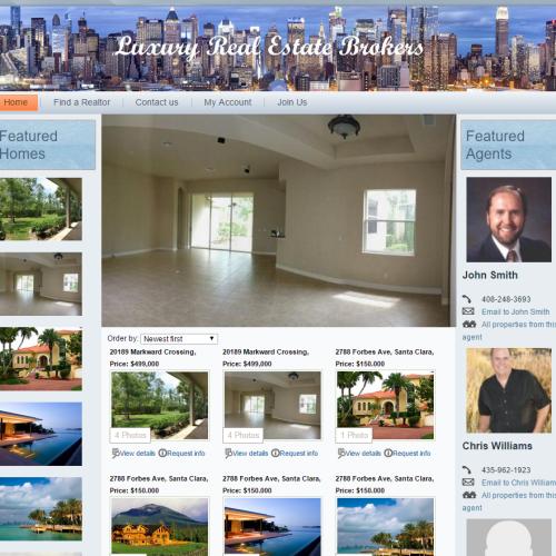 Luxury Real Estate - St. George, UT