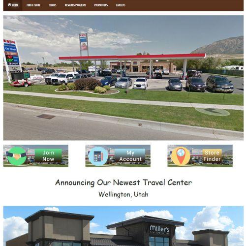 Millers Travel Centers - Tremonton, UT