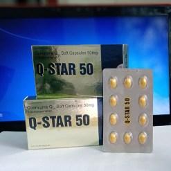 qstar coenzyme Q10