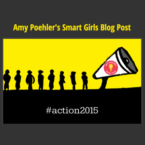 Amy Poehler Smart Girls Blog Post