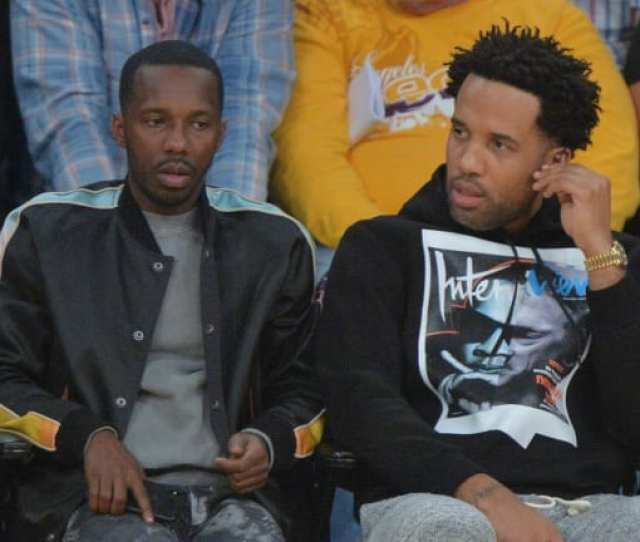 Nba Super Agent Rich Paul Is Dating Tobey Mcguires Ex Wife