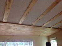 How to Hide Your Popcorn Ceiling | My touch of Nostalgia