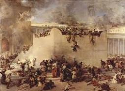 Destruction of Jerusalem in 587 B.C.E.