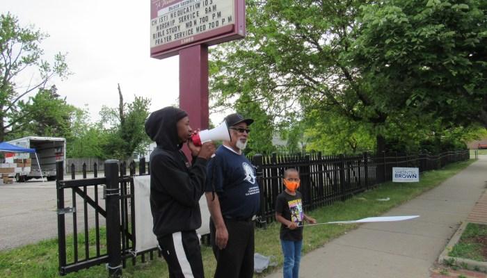 Mount Pleasant Baptist Church Outreach